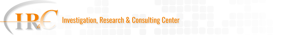 IRC - Investigation, Research & Consulting Center